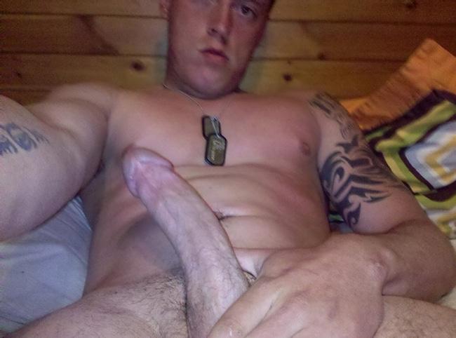 Webcam Guy Jerking Off