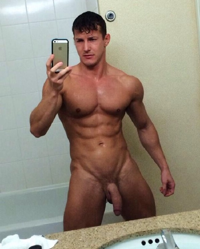 Big dick uncut