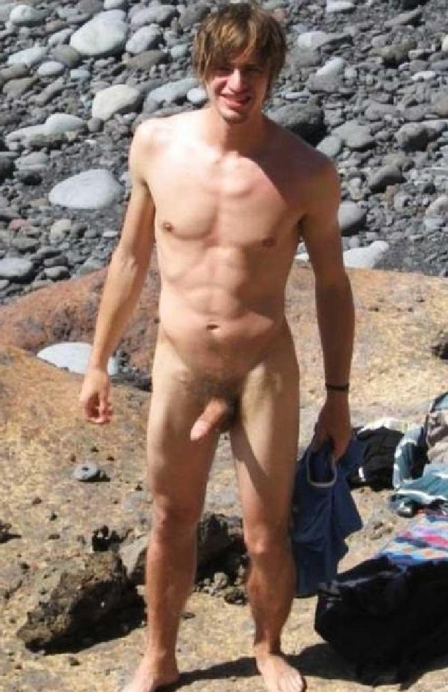 Thanks big dick at nude beach